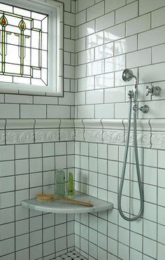 Bathroom Tile Window Trim Google Search Sloped Ceiling