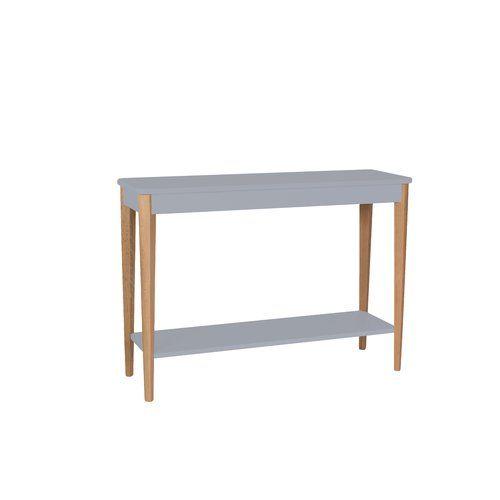 Ashme Console Table Ragaba Colour Dark Grey Size 75 H X 105 W X 35 D Cm Konsolentisch Konsolen Tisch Hellturkis