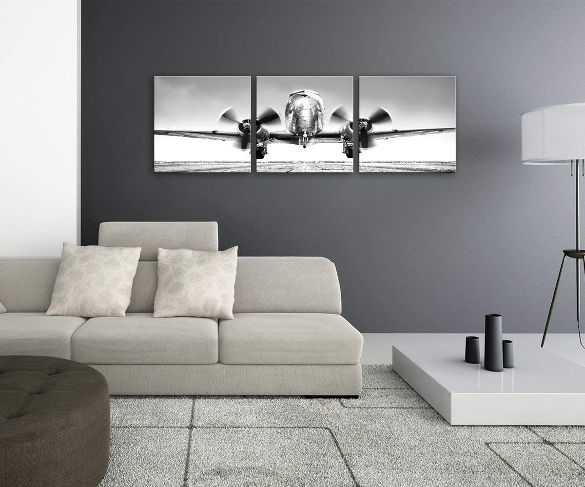 Artissimo Glasbild Mehrteilig Xxl 3 Teilig Ca 150x50cm Ag4019a
