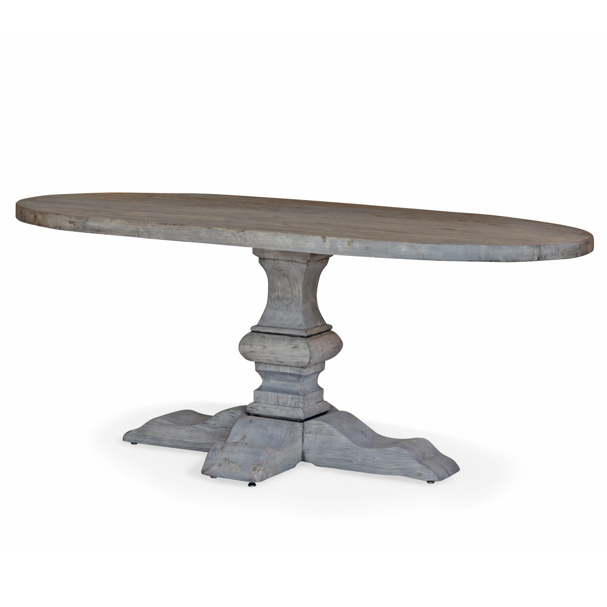 Oval Dining Table | South of Market