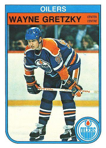 Hk19823 Opeechee 106 Wayne Gretzky Hockey Cards Nhl Hockey