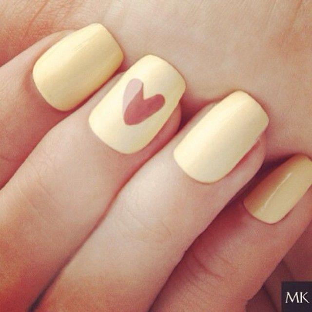 Amor de primavera? ¡También en tus uñas! Utiliza los nuevos colores ...