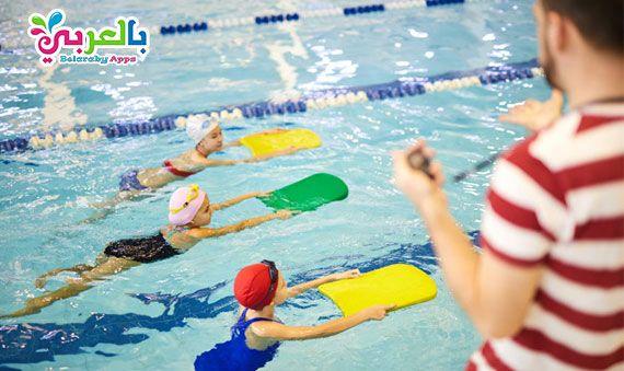 10 نصائح مهمة لتعليم السباحة للاطفال Outdoor Decor Pool Pool Float