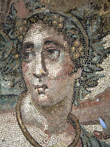 SizilienVilla Piazza Armeria09 in 2020 Mosaic art