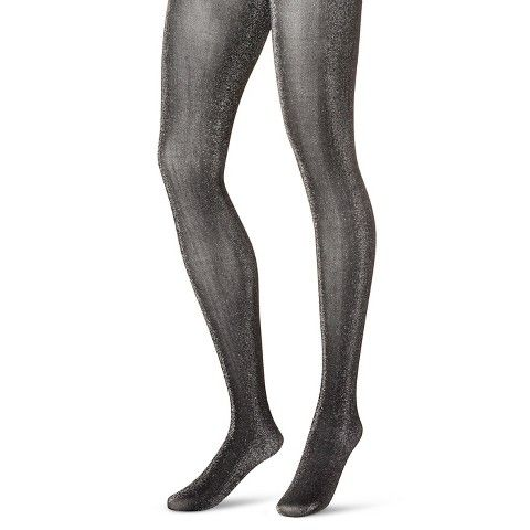 1e0f2f41e Women s Premium Tight Sparkle Black - Xhilaration™. HosieryLatest .
