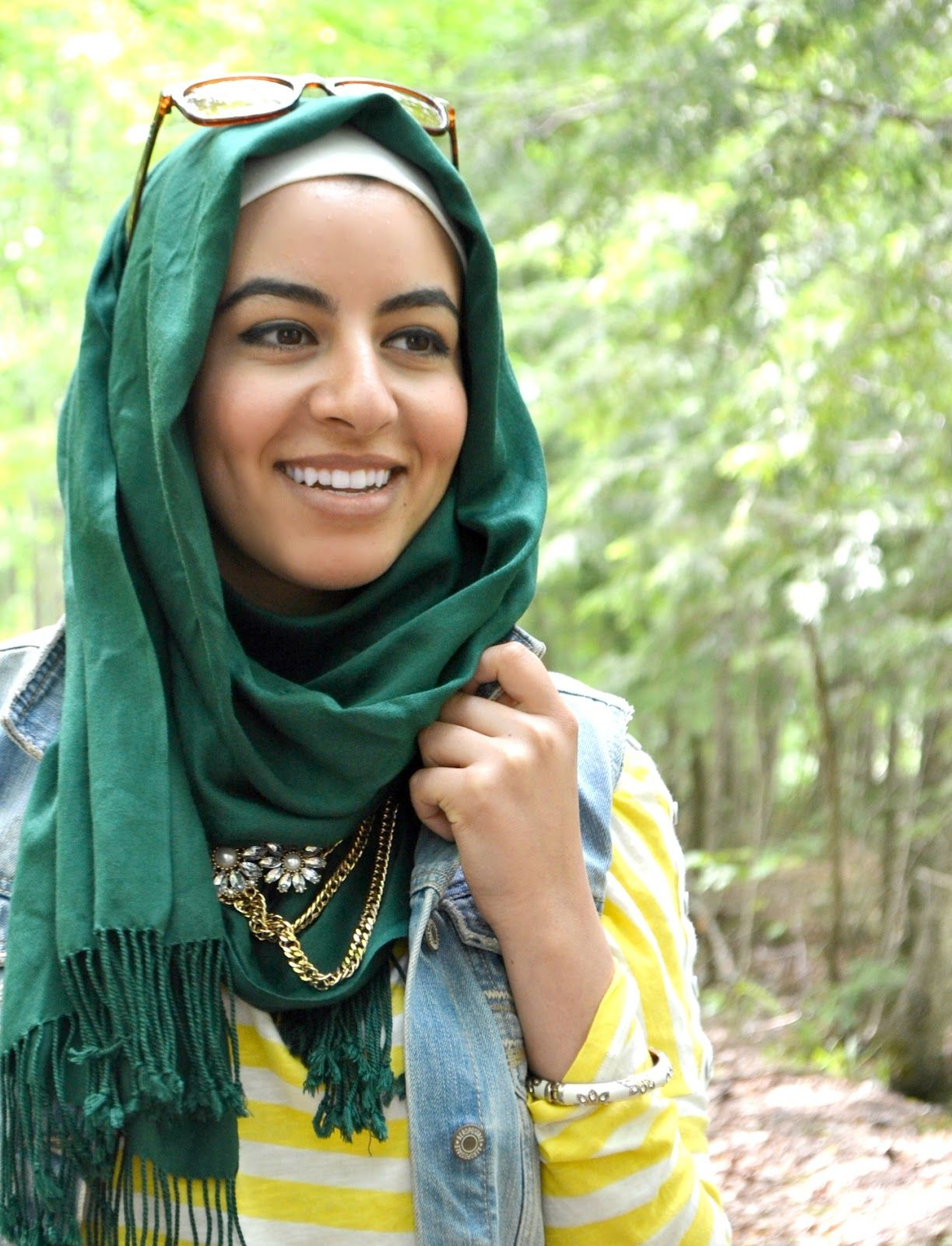 1000 Images About My Hijab Reference On Pinterest Simple Hijab