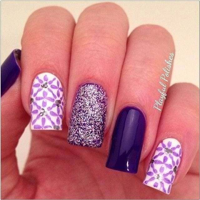 New Nail Art Design Trends 2016 - style you 7