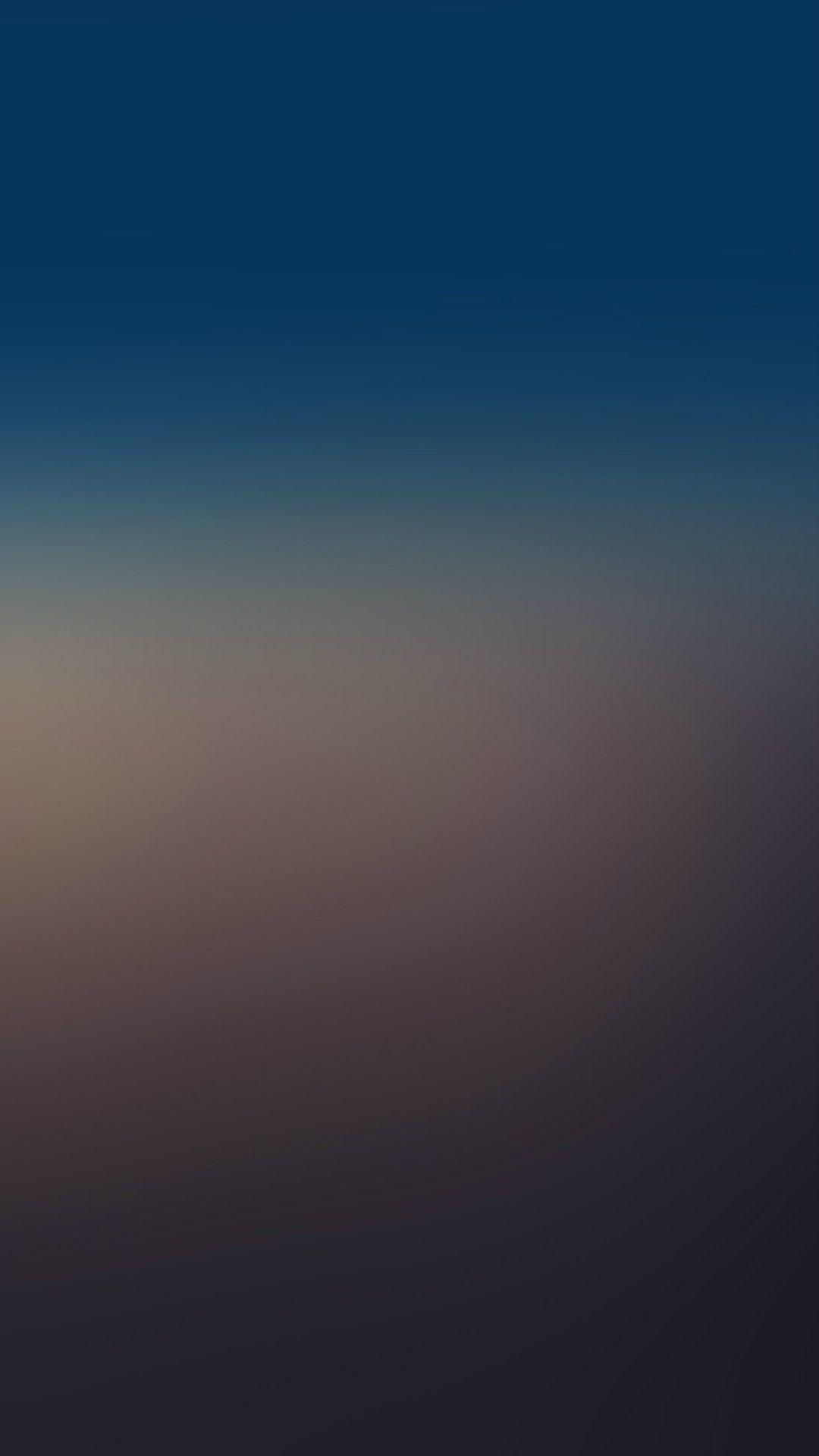 Dark Night Gradation Blur Iphone  Plus Wallpaper