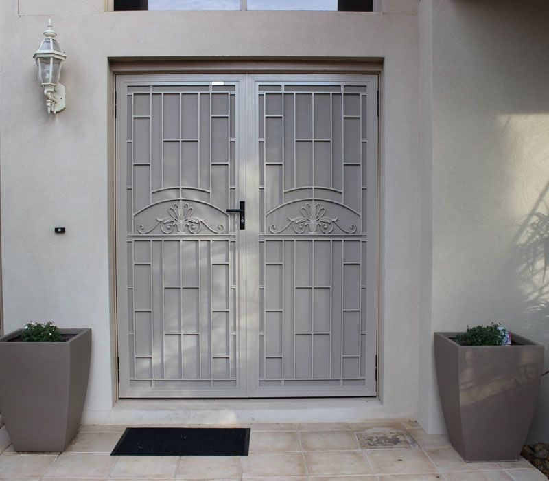 Pin on Cast Grille Security Doors Melbourne