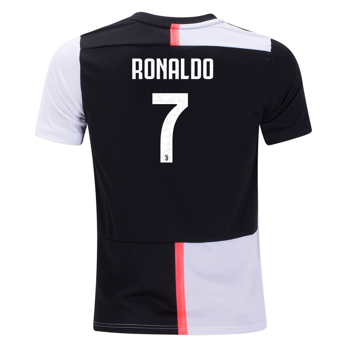 adidas Cristiano Ronaldo Juventus Youth Home Jersey 1920