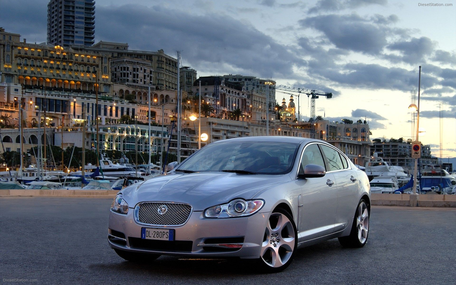 Jaguar XF Widescreen Exotic Car Wallpapers Of Diesel