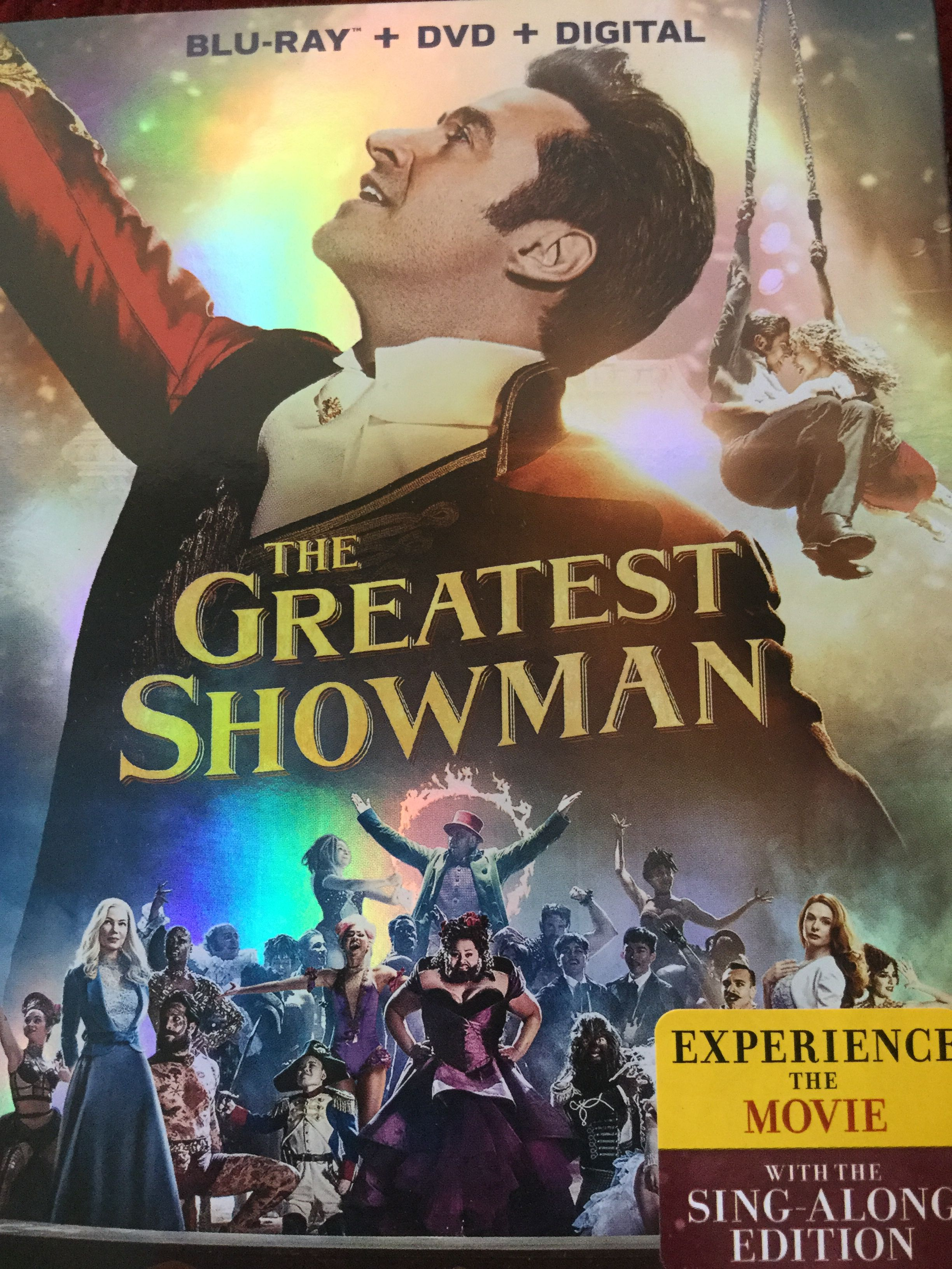 Pin By Allison Whipple On The Greatest Showman Showman Movie The Greatest Showman Greatful