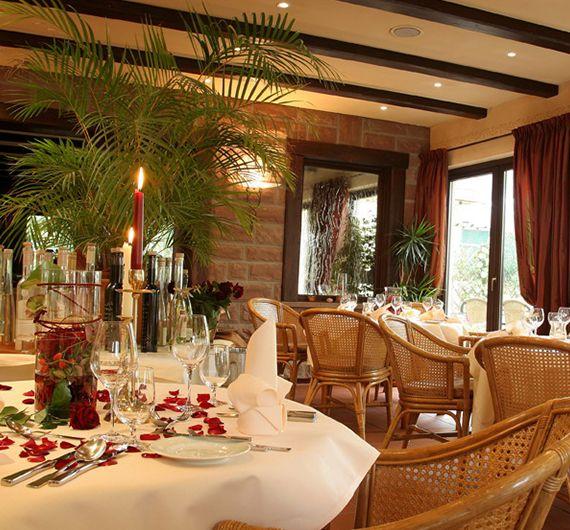 Restaurant Trier Wintergarten Hotel Blesius Garten This Place