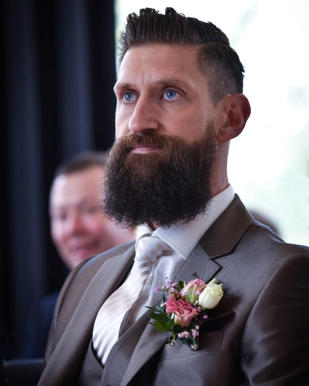Wedding Beard Styles: Pin By Andrew Marshall On Men's Ware (With Images)
