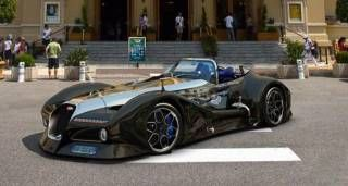 2014 Bugatti Atlantique Concept 12.4 Grand Sport