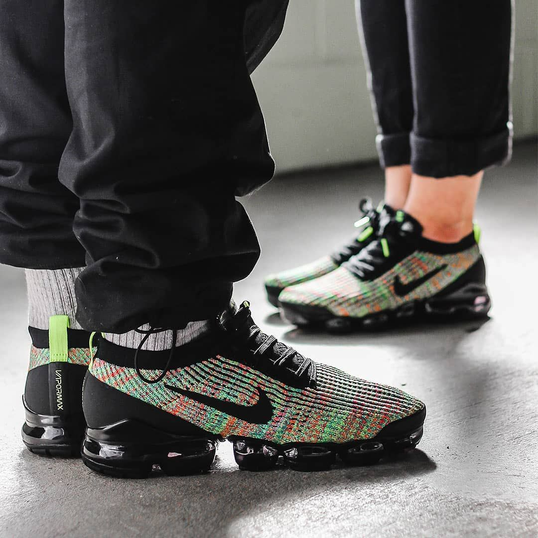 online store 29bb0 9bdb3 The latest Nike VaporMax Flyknit 3 'Multi' is one of it's ...