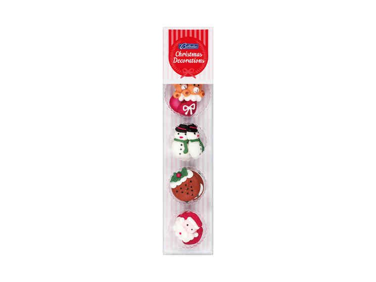 Belbake Festive Fun Christmas Icing Decorations At Lidl Uk
