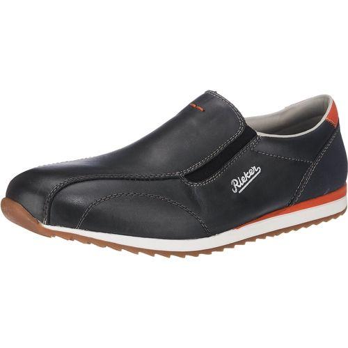 buty jesienne nowa wysoka jakość sprzedaż online RIEKER #Herren #Slipper #blau - Sportliche rieker Slipper ...