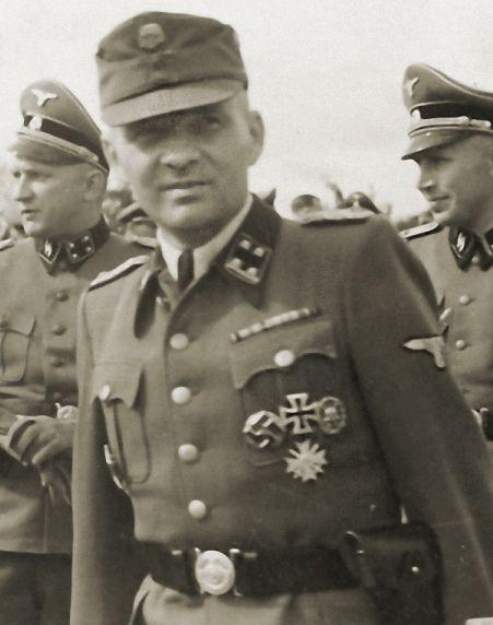 Rudolf Hoess - Nazi mass murderer - http://www.warhistoryonline.com/war-articles/rudolf-hoess-nazi-mass-murderer.html