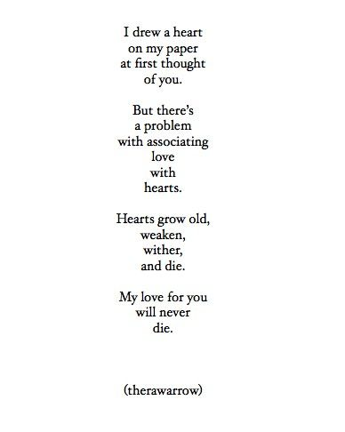 My Love Will Never Die Our Love Poems Love Quotes Quotes