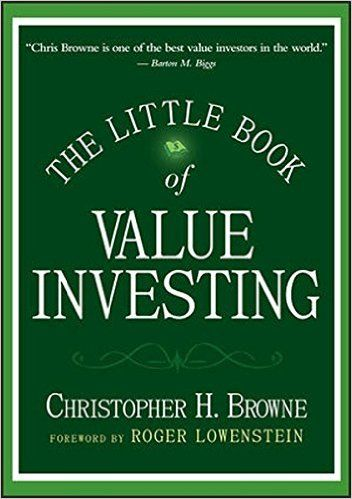 The Little Book of Value Investing (Little Books  Big