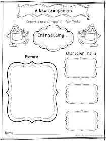 Creative Lesson Cafe: Tacky the Penguin and a Tacky
