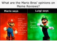 Via Me Me Mario Bros Mario Memes Memes