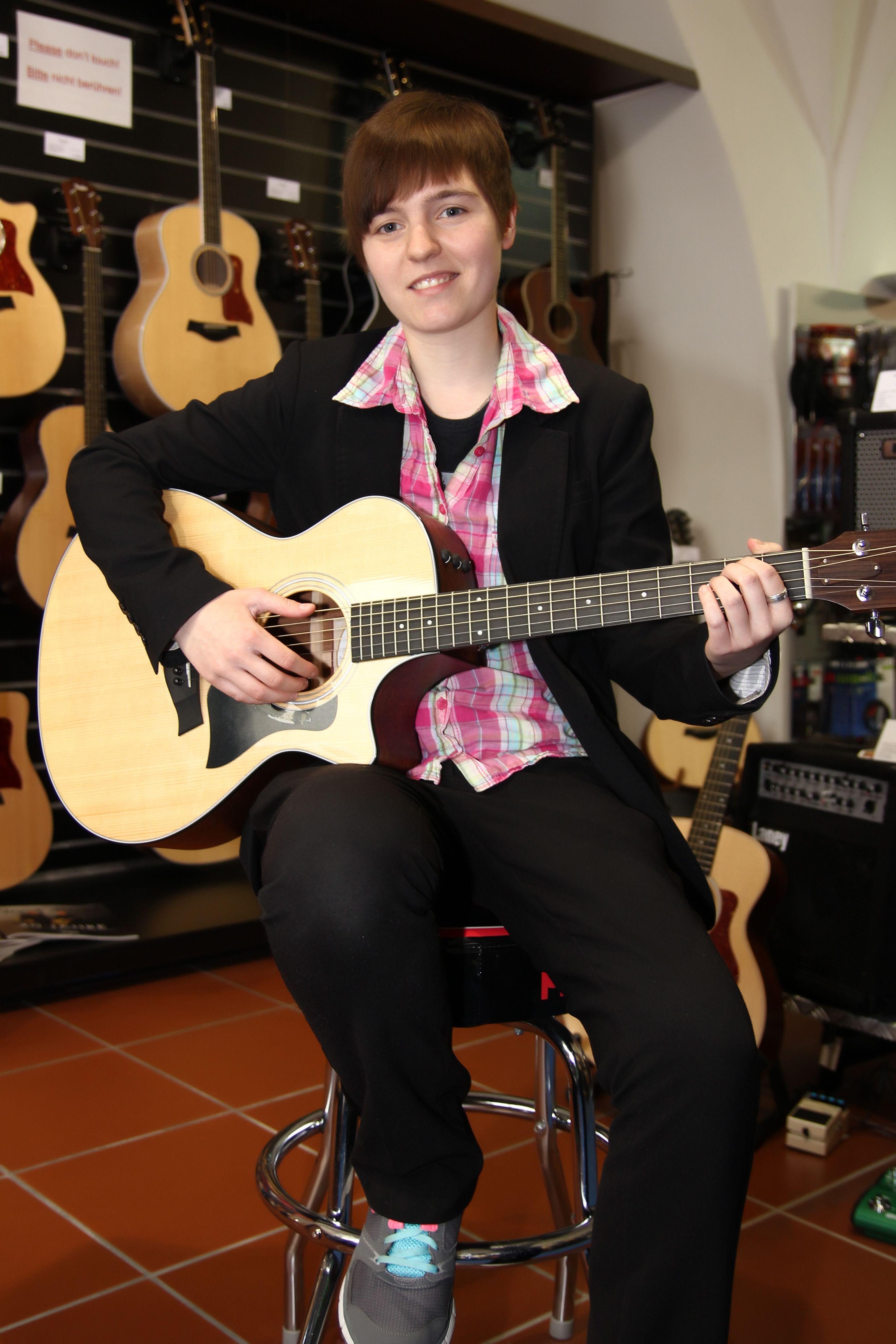 Katharina Reining Musikfachverkäuferin
