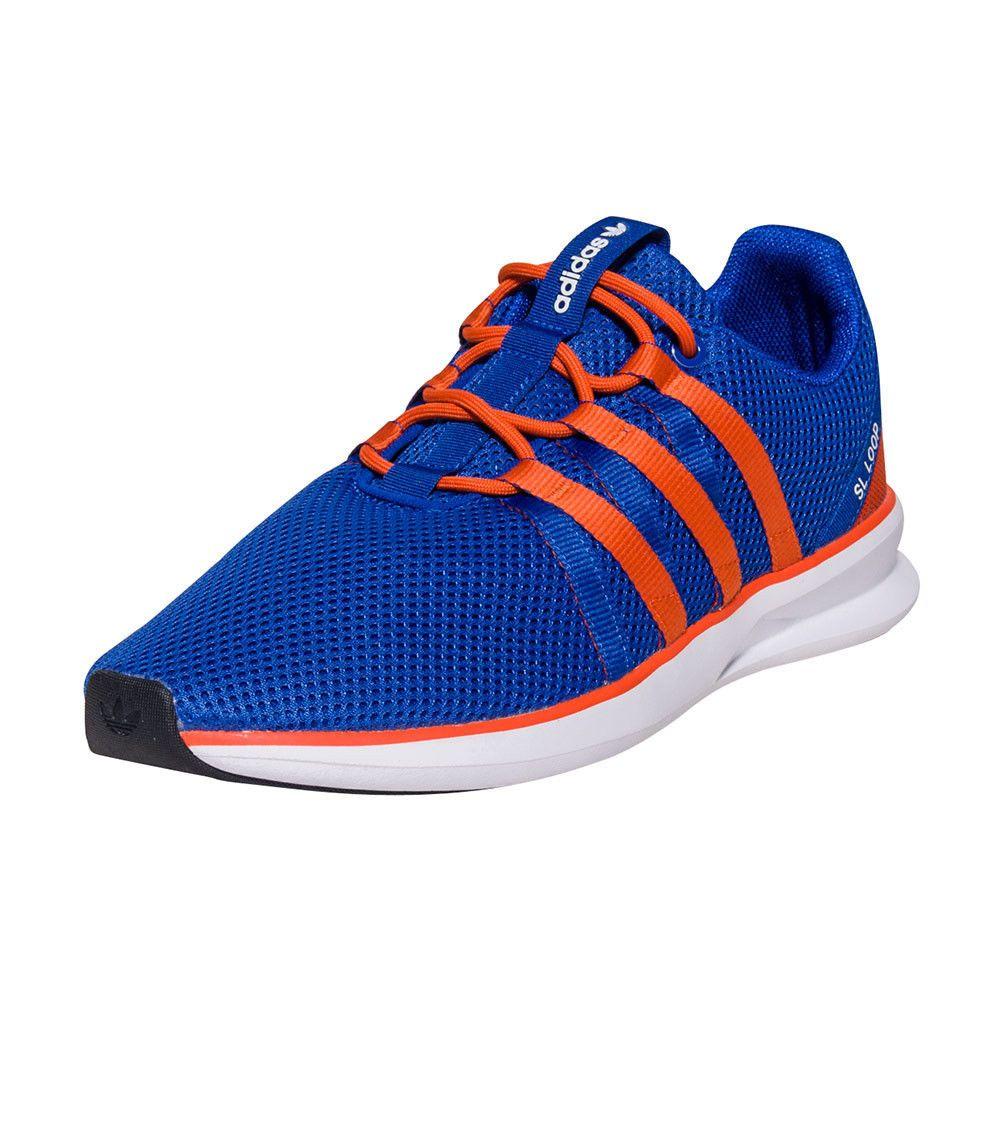 mens adidas sl loop racer blu in scarpe da ginnastica in florida gators
