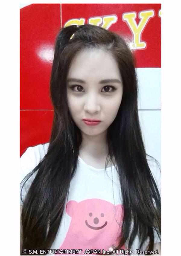150410 Sone Plus+ blog  update SNSD-Seohyun