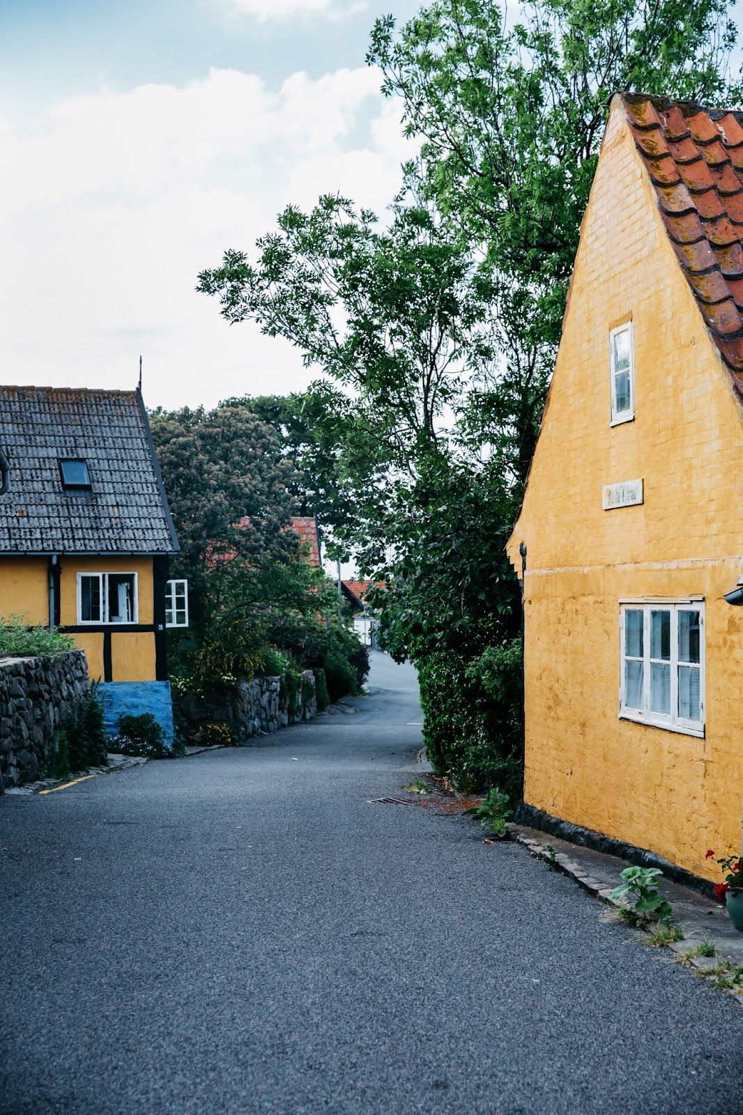 our food stories: Postcard from Bornholm