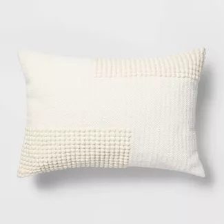 Shop Target For Project 62 Throw Pillows You Will Love At Great Low Prices Free Shipping On Orders Of 35 In 2020 Pillow Texture White Pillows Chenille Throw Pillows