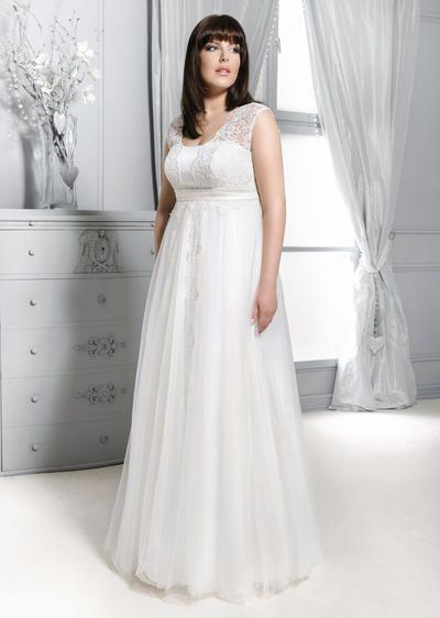 Mode de Pol Plus Size Brautkleid 2015 KA 14204 | Wedding | Pinterest ...