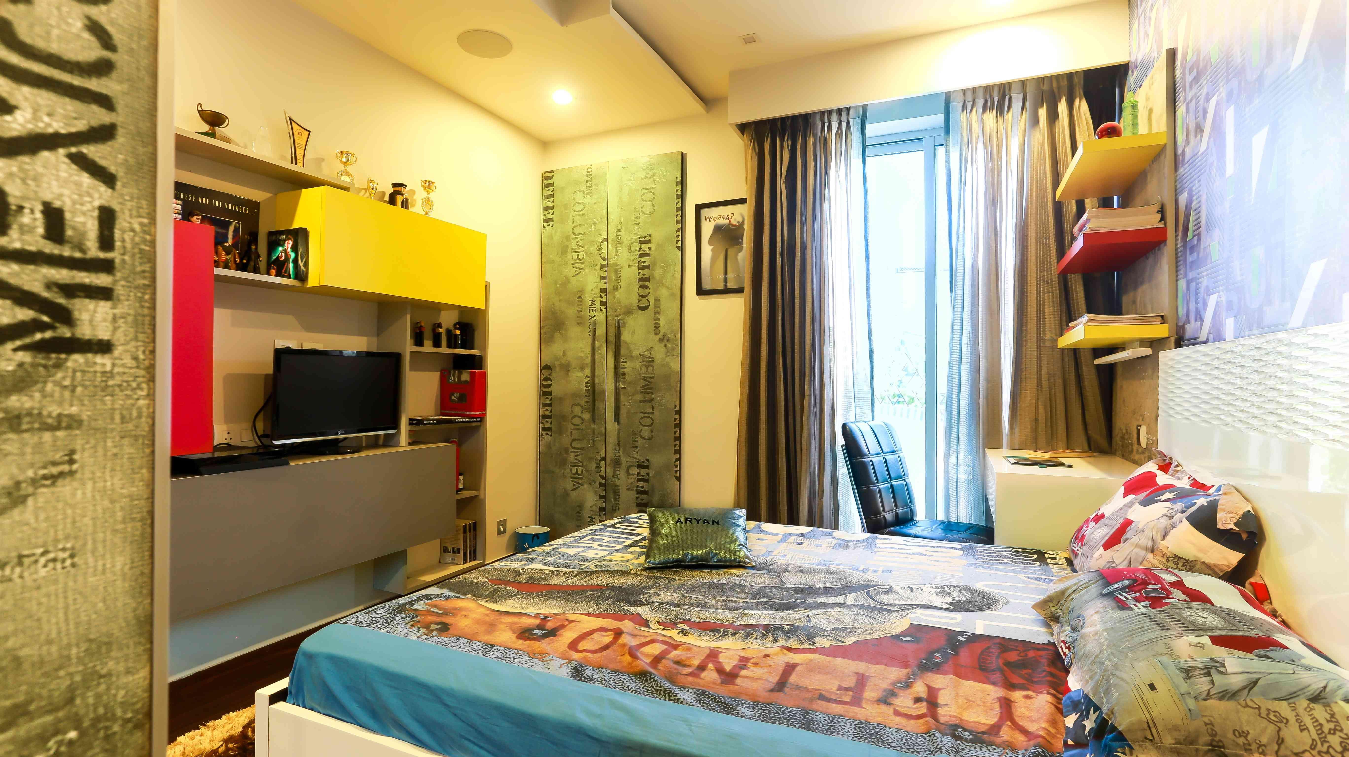 Teens bedroom design by Meenu Agarwal | Modern Small Bedroom Designs ...