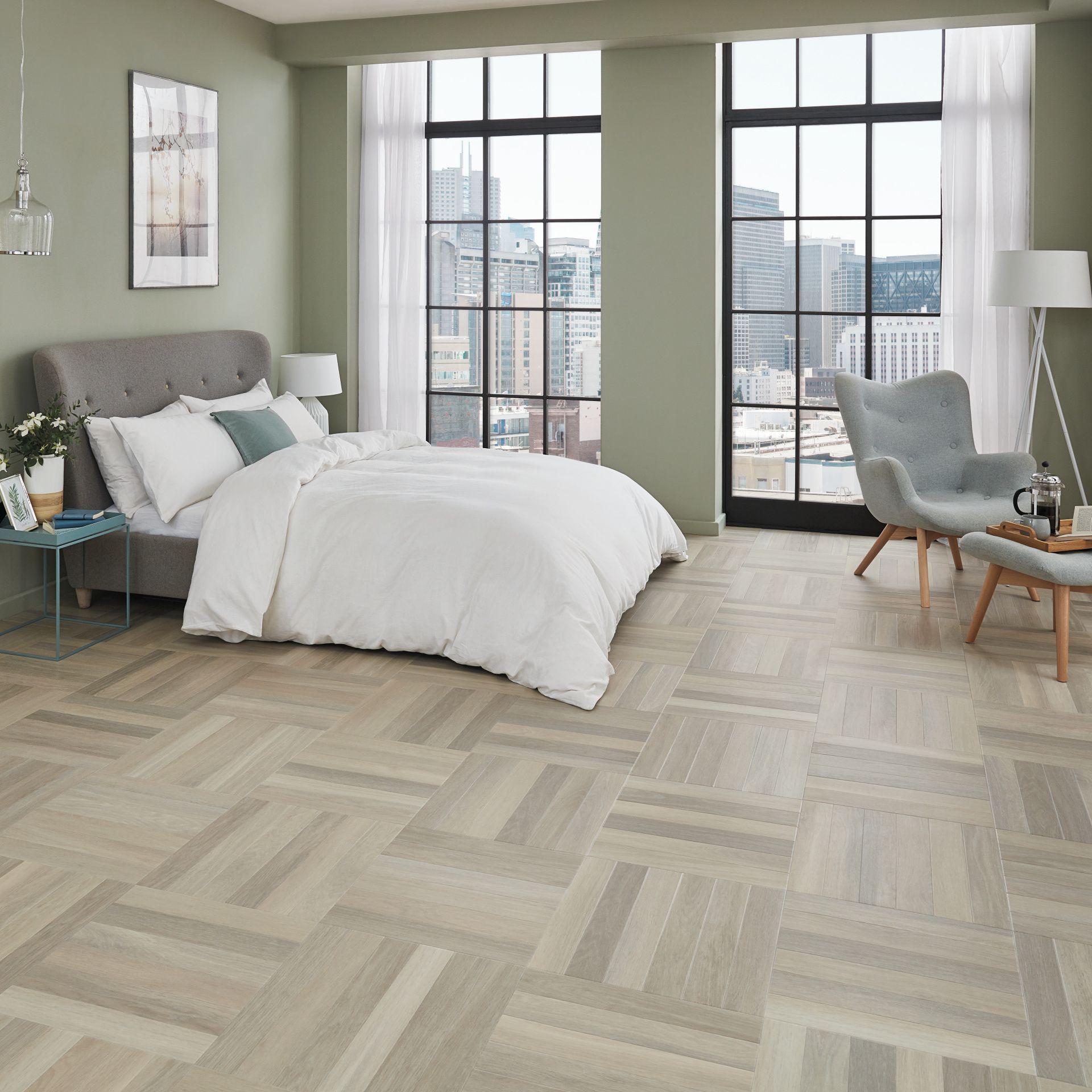 Oak Parquet Flooring Karndean