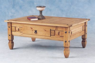 The Pine Factory Coffee Table Corona Corona Coffee Table With Drawer Http Www