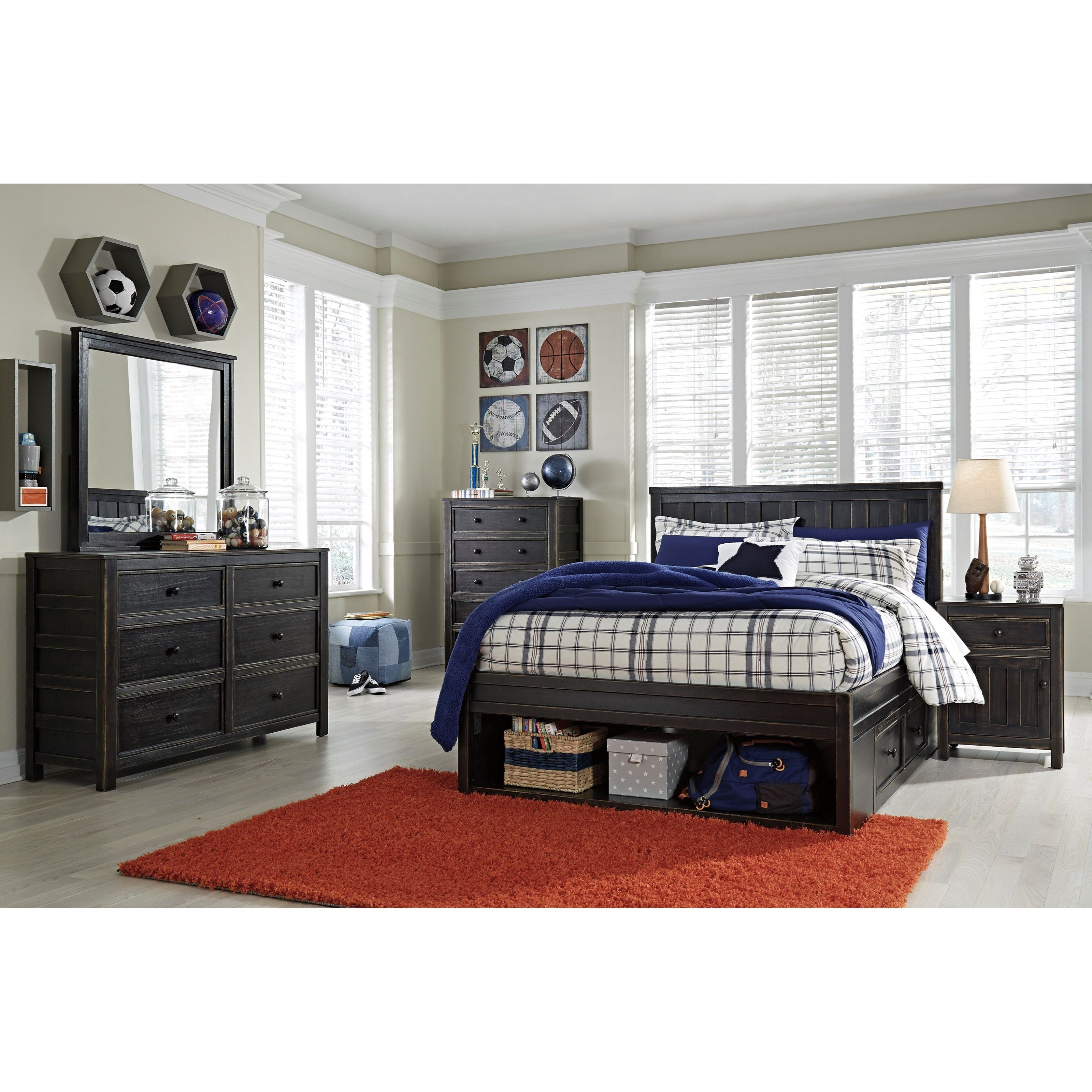 Jaysom Twin Bedroom Group by Signature Design by Ashley