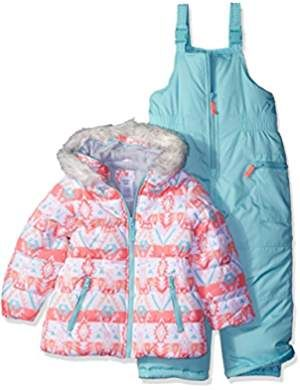 0baaef5fd3f Carters 2 Piece Heavyweight Printed Snowsuit. -- For more information,  visit image link. We are a participant in the Amazon Services LLC  Associates Program, ...
