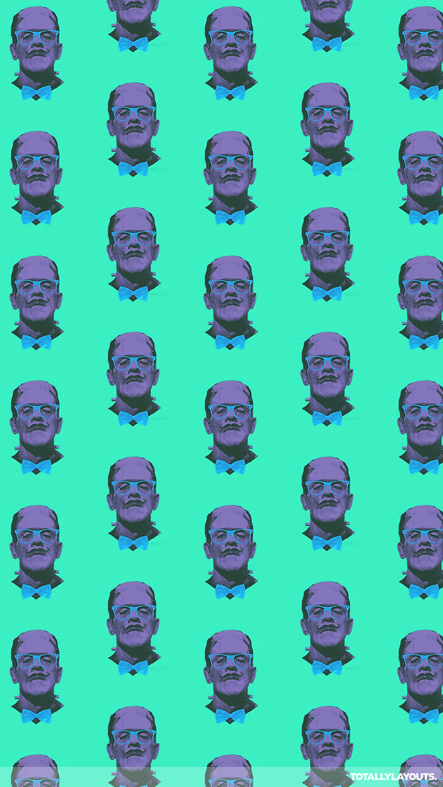Hipster Frankenstein Iphone Wallpaper Tumblr Hipster Tumblr Hipster Frankie