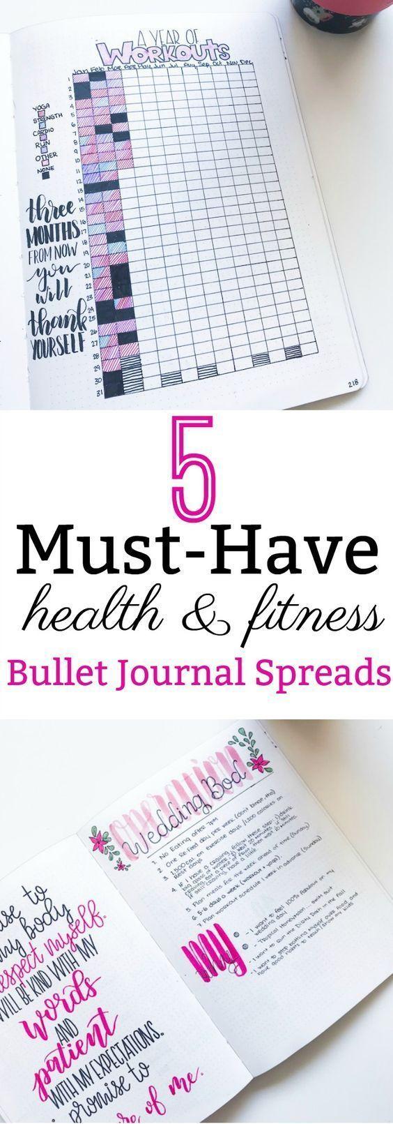 #gesundheit #gesundheit #musthave #musthave #fitness #journal #spreads #fitness #journal #spreads #j...