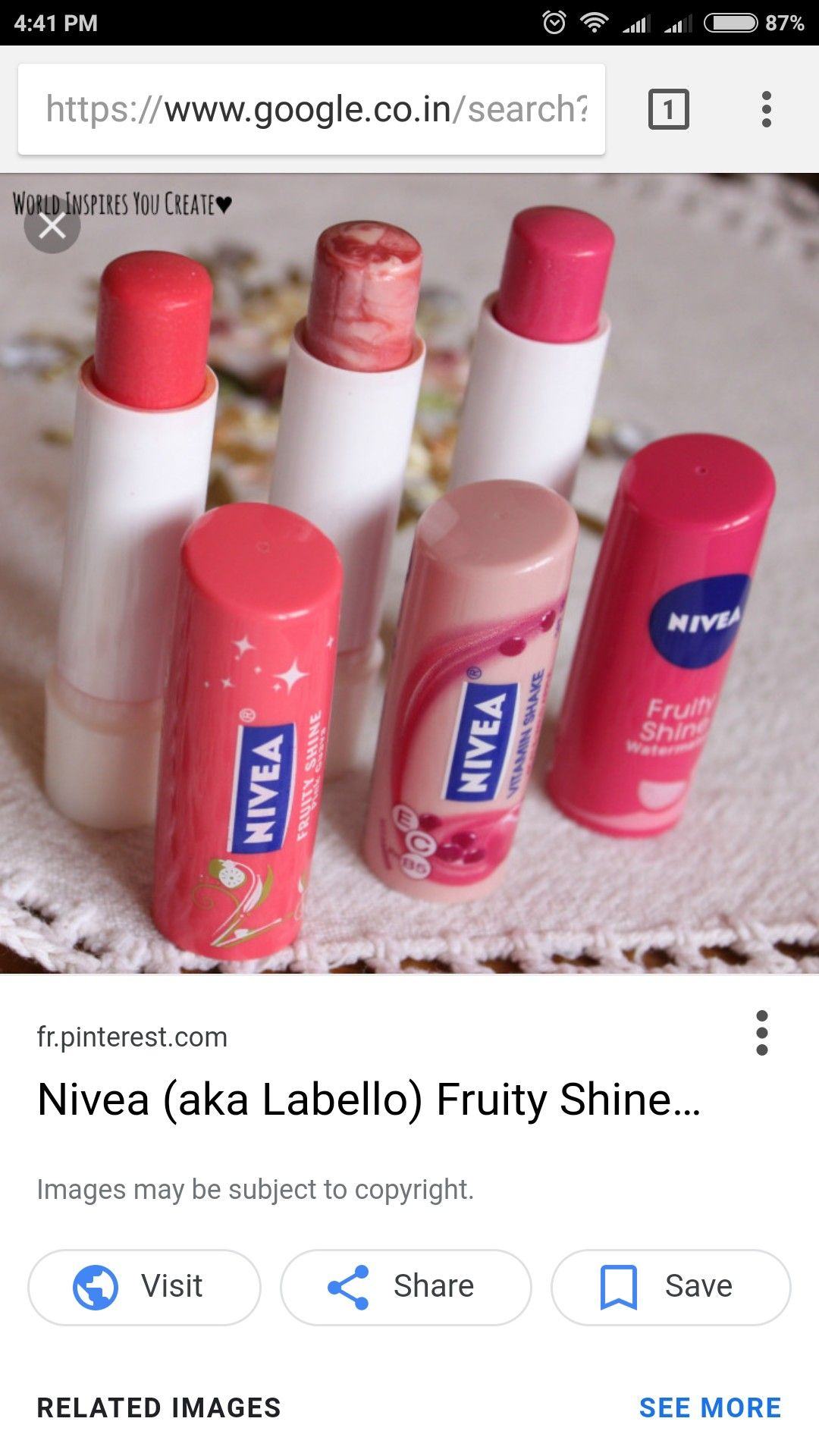 Pin by Aashna Harwani on lipstick shades Lipstick shades