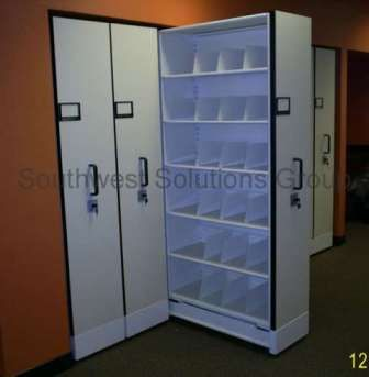Lovely Metal Storage Cabinet Sliding Doors