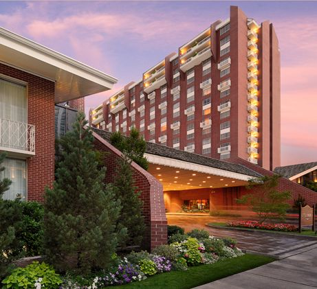 Hotel Features The Little America Hotel Salt Lake City Salt Lake City Ut Hotel Hotel Amenities