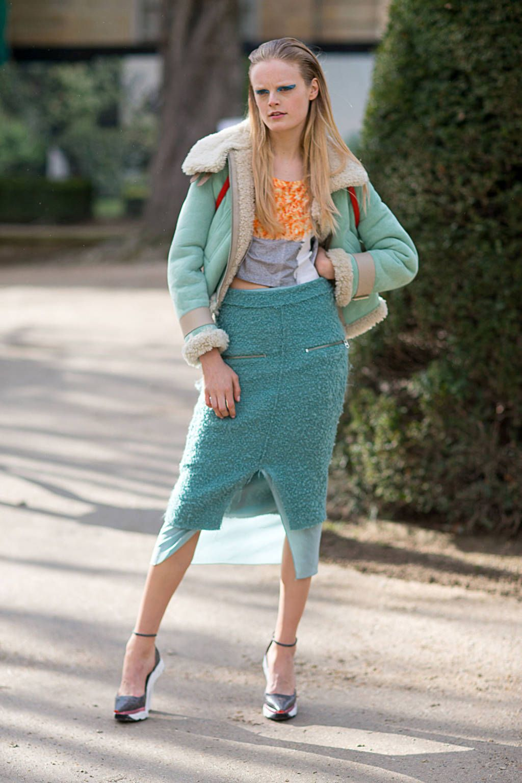 pin by fashioned on style pinterest aqua street