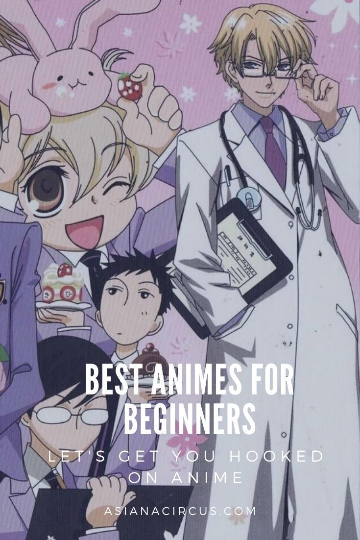 10 Best Anime For Beginners HOOKED ON ANIME Anime