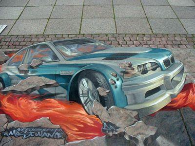 Life Around Us: Street Art