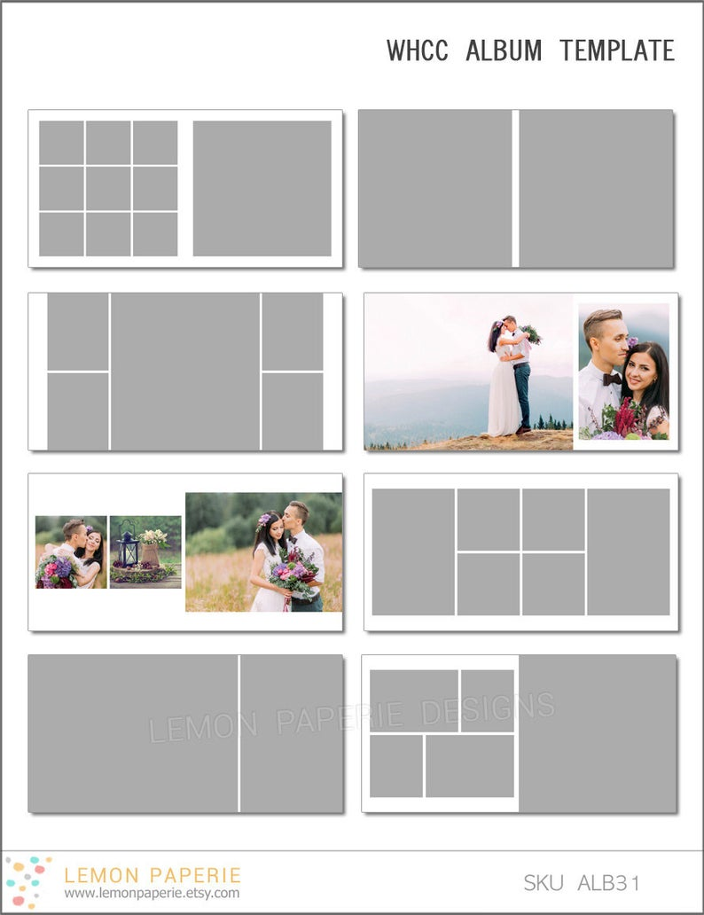 Create Your Own Weddingalbums With Our Easy To Use Online Services Templates Are 100 Customizable Cho Wedding Photo Books Wedding Book Wedding Album Layout