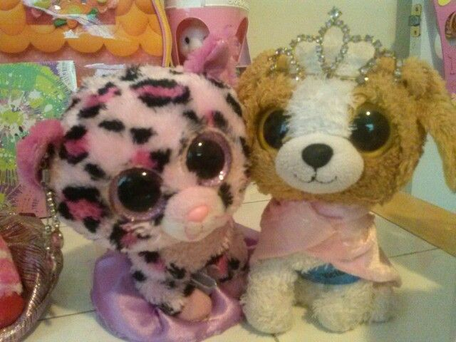 3bba72cd3af Gypsy and Cookie ty ty beanie boos