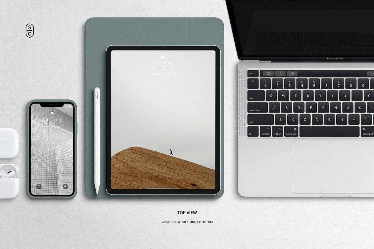Apple Devices Scene Creator in 2020 Scene creator, Scene