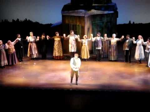 Opening Scene To Fiddler Tradition Teyve And Company Fiddler On The Roof Fiddler Roof